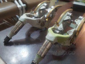 ساخت و بازسازی قطعات هواپیما و بالگرد