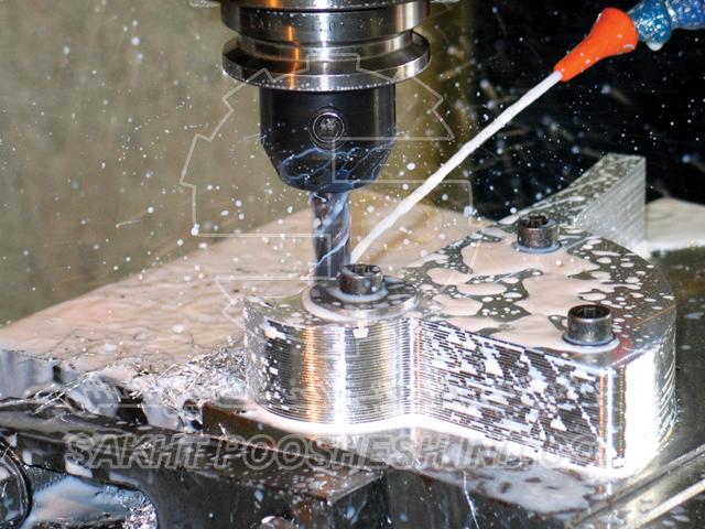 ساخت و تراشکاری انواع قطعات صنعتی